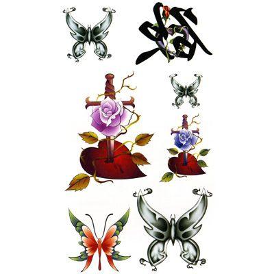 переводные татуировки купить спб